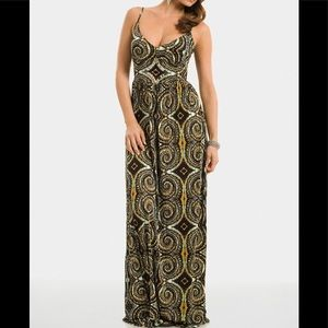Marciano Flowing Christelle Gown